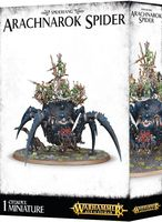 Warhammer Age of Sigmar. Spiderfang Grots. Arachnarok Spider (89-22)