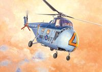 "Вертолет ""HO4S-3"" (масштаб: 1/48)"