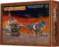 "Набор миниатюр ""Warhammer FB: Dark Elves Scourgerunner Chariot / Cold-One Chariot"" (85-13)"