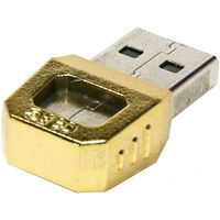 USB Flash Drive 16Gb Apacer AH152 USB 3.0 (Gold)