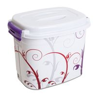Контейнер для моющего средства пластмассовый (2,2 л; 20х14х16 см; арт. D016-X02)