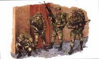"Набор миниатюр ""Американский спецназ"" (масштаб: 1/35)"