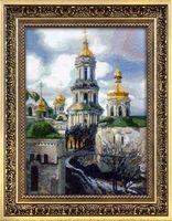 """Вышивка крестом """"Золотая Лавра"""" (300x420 мм)"""