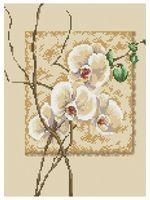 """Алмазная вышивка-мозаика """"Орхидея"""""""