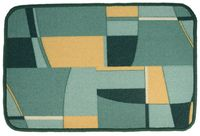 """Коврик домашний """"Enkel"""" (60х80 см; зеленый)"""