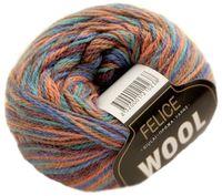 """Пряжа """"FELICE. Wool №23"""" (100 г; 300 м)"""
