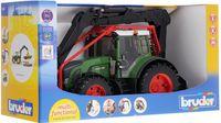 """Модель машины """"Трактор с манипулятором. Fendt 936 Vario"""" (масштаб: 1/16)"""