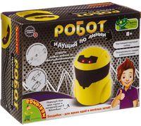 """Набор для опытов """"Робот, идущий по линии"""""""