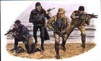 """Набор миниатюр """"U.S. Navy Seal Team 3"""" (масштаб: 1/35)"""