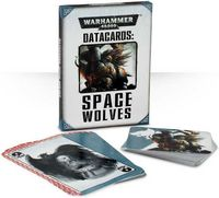 "Набор ""Warhammer 40.000: Datacards: Space Wolves"" (53-02-60)"