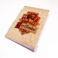 """Блокнот крафт """"Гарри Поттер. Гриффиндор"""" А6 (870)"""