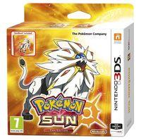 Pokemon Sun. Ограниченное издание (3DS)