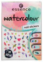 """Наклейки для дизайна ногтей """"Watercolour"""" (тон: 07)"""