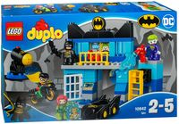 "LEGO Duplo ""Бэтпещера"""