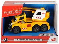 """Машинка """"Mobile Crane"""" (со световыми и звуковыми эффектами)"""