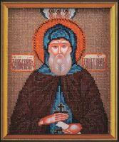 "Вышивка бисером ""Св. Даниил"" (120х145 мм)"