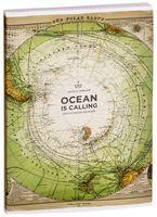 """Тетрадь общая в клетку """"Ocean is Calling"""" (А4; 80 листов; в ассортименте)"""