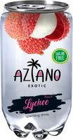 """Напиток газированный """"Aziano. Личи"""" (350 мл)"""
