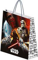 """Пакет бумажный подарочный """"Star Wars"""" (28х34х9 см; арт. SWEP-UG1-2834-MAT)"""