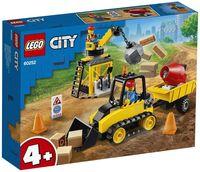 """LEGO City """"Строительный бульдозер"""""""