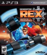 Generator Rex: Agent of Providence (PS3)