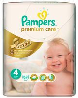 "Подгузники ""Pampers Premium Care Maxi"" (7-14 кг, 24 шт)"