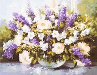 "Картина по номерам ""Майский букет"" (500x650 мм; арт. MMC018)"
