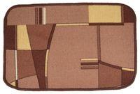 """Коврик домашний """"Enkel"""" (60х80 см; коричневый)"""