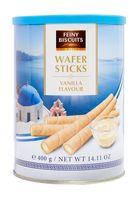 """Трубочки вафельные """"Feiny Biscuits. С ванильным вкусом"""" (400 г)"""