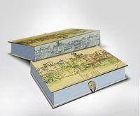 "Подарочная коробка ""BASSANO DEL GRAPPA"" М (20х14х6 см; арт. 42371)"