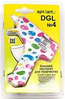Клеевой пистолет для творчества (арт. DGL 04)