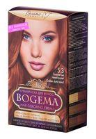 """Крем-краска для волос """"Bogema"""" (тон: 5.3, золотистый темно-русый)"""