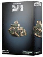 Warhammer 40.000. Astra Militarum. Leman Russ Battle Tank (47-06)