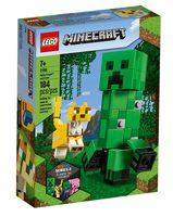 """LEGO Minecraft """"Большие фигурки Крипер и Оцелот"""""""