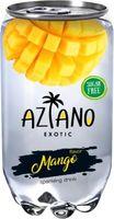 """Напиток газированный """"Aziano. Манго"""" (350 мл)"""