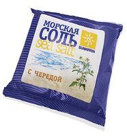 """Соль для ванн """"Морская природная с чередой"""" (1 кг)"""