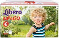 """Подгузники-трусики для детей Libero Up&Go """"Extra Large"""" (13-20 кг.; 28 шт)"""