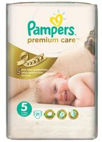 "Подгузники ""Pampers Premium Care Junior"" (11-25 кг, 21 шт)"