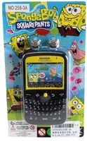 """Музыкальная игрушка """"Телефон. Губка Боб"""" (арт. 258-3A)"""