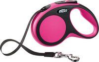 """Поводок-рулетка """"New Comfort"""" (размер S; до 15 кг; розовый)"""