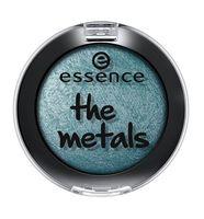 "Тени для век ""The metals"" (тон: 04, deep sea shimmer)"