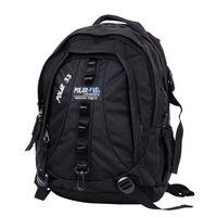 Рюкзак П1002 (27 л; чёрный)