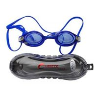 Очки для плавания (-6,0; синие)
