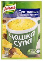 """Суп-лапша быстрого приготовления """"С сыром и грибами"""" (15,5 г)"""