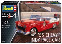 """Сборная модель """"Автомобиль '55 Chevy Indy Pace"""" (масштаб: 1/25)"""