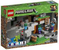 "LEGO Minecraft ""Пещера зомби"""