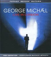 George Michael. Live in London (Blu-Ray)