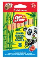 "Набор карандашей цветных ""Artberry. Nature"" (8 цветов)"