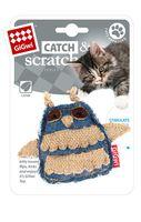 """Игрушка для кошек """"Сова"""" с кошачьей мятой (7 см)"""