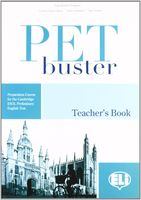 PET Buster: Teacher's Book